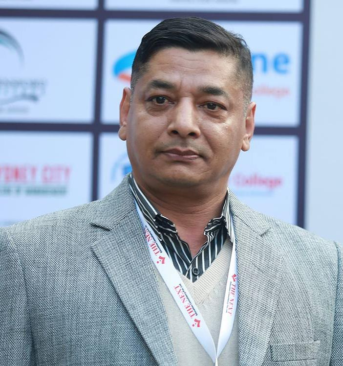 Mr. Uttam Prasad Shrestha